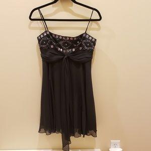 BCBGMaxAzria Dresses - BCBG MAXAZARIA Formal Black Dress